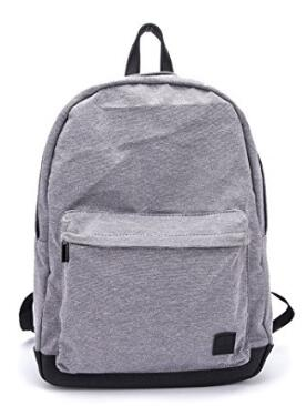 School Travel Rucksack Fits up to 15 inch Laptop Cheap Oxford Backpack