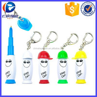 Hot Sale Promotional cute boy pen key Holder for children