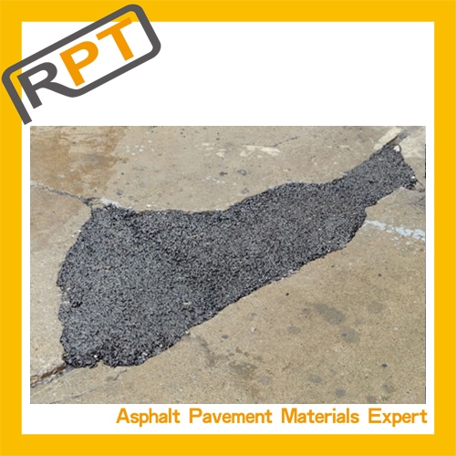 Cold asphalt, cold asphalt factory