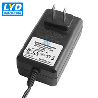 48w switching adaptor 24v 2a 12v 4a power adapter