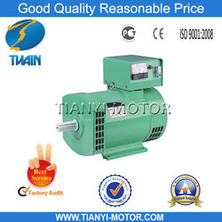 Yellow Color ST 60HZ 110/220 Volt Generator Alternator