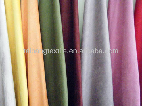 Super suede / Faux / Alcantara imitation- car, boat upholstery fabric