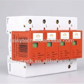 SY-B-100KA/4P 1 Level 380V Power supply Surge Protective Device