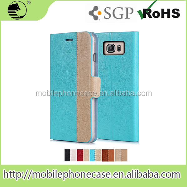For Samsung Galaxy Note 5 Case / Wallet Flip Leather Cover Case For Samsung Galaxy Note 5