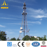 Steel Telecommunication 3 Leg Tower