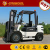 diesel forklift 3 tons made in China, small manual forklift for sale