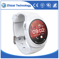 Bluetooth 4.0 china smart bluetooth wrist watches for android and IOS mobile phone