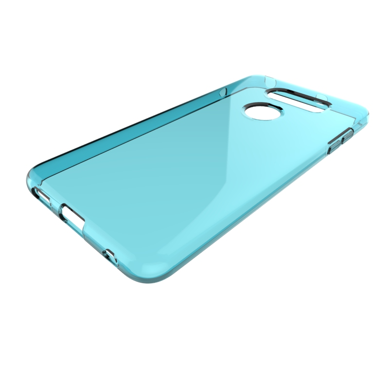 clear Transparent soft mobile phone case for LG G6 fit tpu back cover
