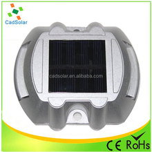 Casting Aluminum Solar dock Lights