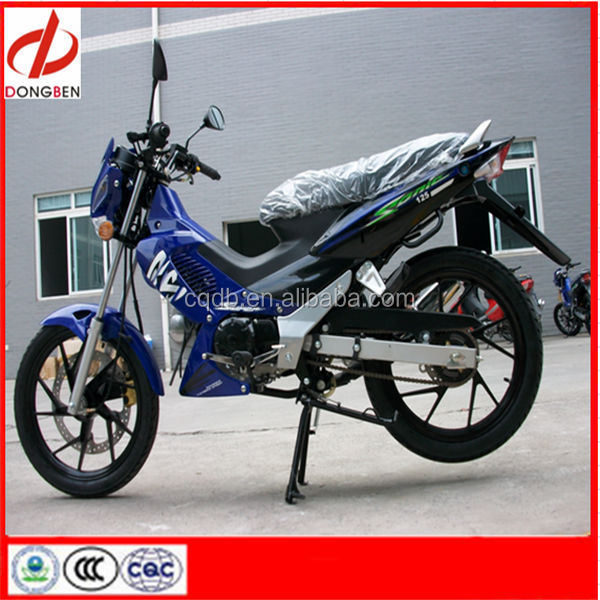 Best Seller Chinese Moped 125cc From Chongqing