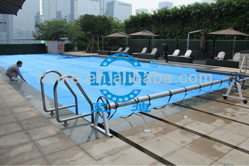 solar swimming pool heating cover