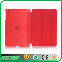 slim stander pu leather case cover for ipad air