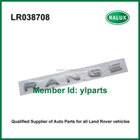 LR038708 low price rear automobile emblems for Land Range-Rover Sport 2014- car name plate sticker spare parts