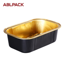 New Designed Disposable Greaseproof Rectangular Cake Baking Cups