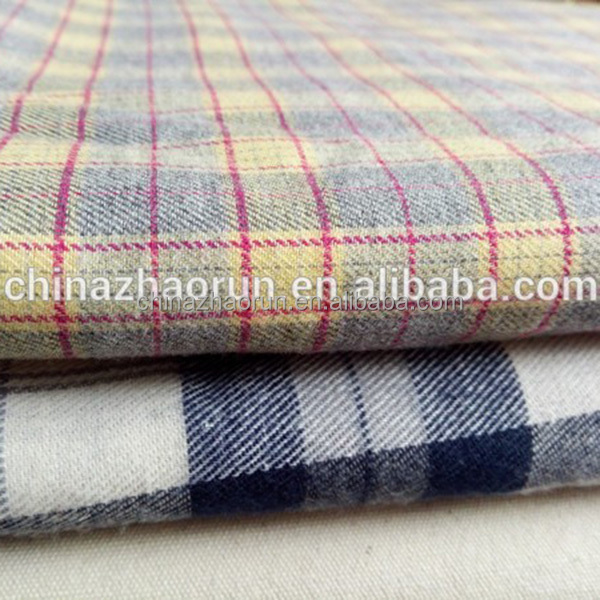 mixed whole surplus shirting fabric