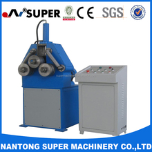 W24Y-500 3 Roller Hydraulic Profile Rolling Pipe Bender Machine