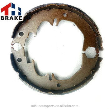 auto parts brake shoes for Japanese car FJ80 FZJ80 46540-60030 46540-60020
