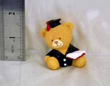 wholesale kids bear resin table ornaments craft