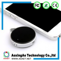 OEM&ODM bluetooth anti lost alarm whistling key finder smart app for iOS and Android smartphone