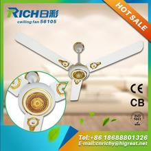made in china foshan 4 metallklinge deckenventilator in china hergestellt - Einziehbarer Deckenventilator