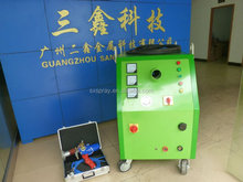 arc spray system Zinc wire spraying Zinc wire coating equipment