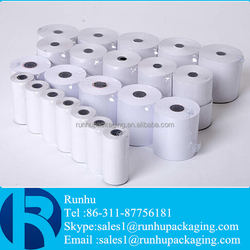 free sample offered 57mm thermal fax paper roll