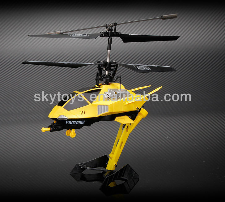 !New Design D-01 3.5ch pantoma rc helicopter r/c super helicopter