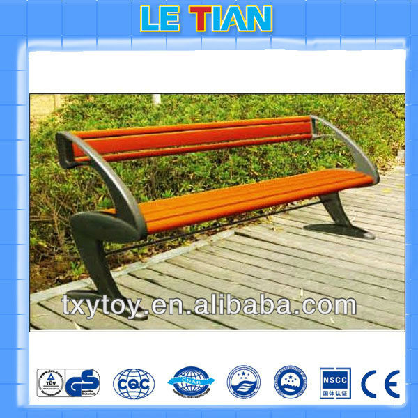 High quality! Outdoor Furniture modern leisure bench for sale LT-2120C