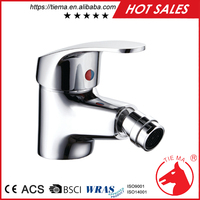 Online wholesale new brass save water wash bidet faucet