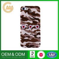 Fashion Style Oem Cell Phone Accessory Wholesale Newest Fashion For Iphone 5S Pc Case