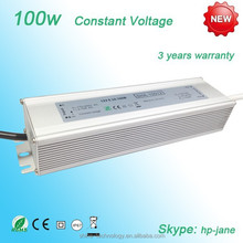 ip67 outdoor led power supply 100w 12v 24v waterproof led driver indoor use