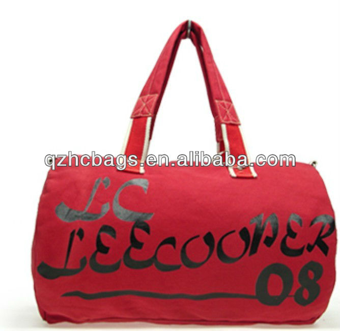 Trendy Gym Bag Outdoor sports gym bag for women
