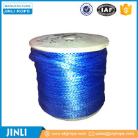 [JINLI ROPE] Factory spliced pulling eye at each end for pulling winch Chineema rope