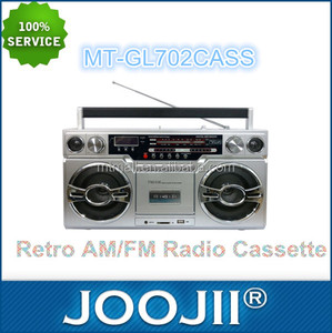 2017 Hot Selling Portable AM/FM Radio Casstte Player