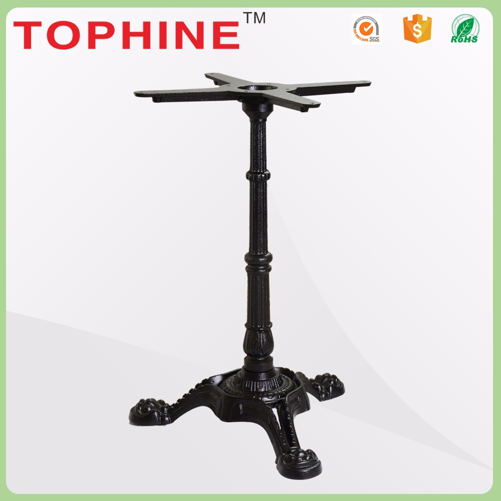 China top manufacturer living room metal table leg brackets risers