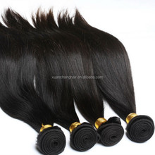 Wholesale aliexpress grade 7A brazilian virgin remy hair extension
