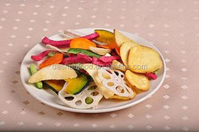 mix vegetable chips