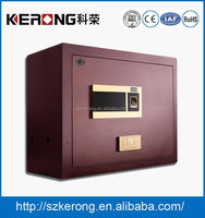 mini wall hidden safety biometric fingerprint safe deposit box