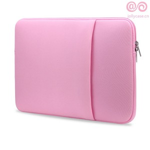 shockproof protective travel soft pink pad neoprene laptop case cover for coolpad