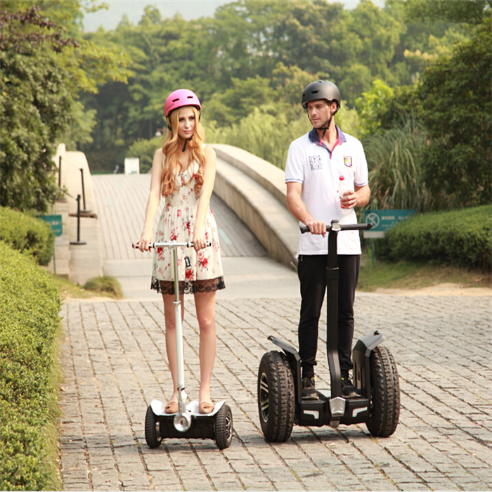 Two wheel madd electric chariot, High quality best mobility scooter