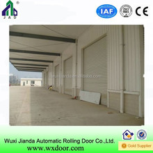Iron gate models rolling shutter door China factory