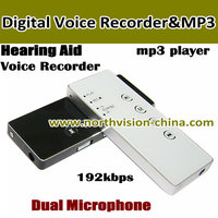 MP3 music player voice recording devices