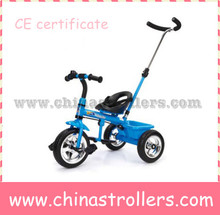 Single seat metal baby tricycle,safe baby tricycle