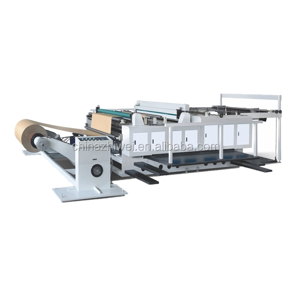 High Quality Automatic a4 paper roll cuting machine