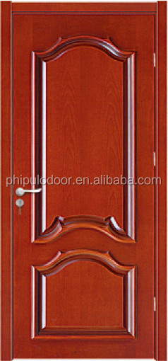 Hot Sale In Iran Market Cheap Solid Wooden Door With Good Quality ...