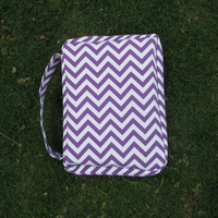 Free shipping Wholesale Chevron Bible Cover in multi colors to choose from DOM-104017
