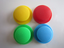 silicone rubber cap button