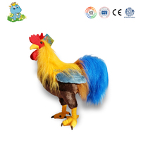 High Quality Vivid Soft Plush Chick Toy Farm Animal