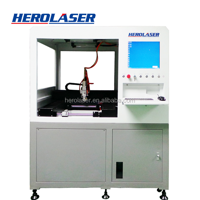 500w/750w metal glasses frame laser cutting machine