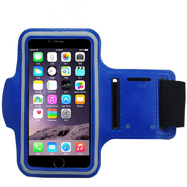 Wholesale For IPhone 7/6 Armband Case, Neoprene Running Sport Armband Phone Case For iPhone 6/7